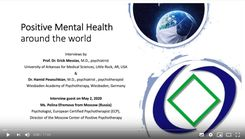 Positive Mental Health around the World